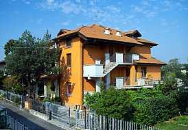 Oxio bed & breakfast near Bergamo, Orio airport and 40 km from Milano: view of house